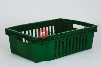 Plastikinė dėžė - susimaunančios viena į kitą P2-180