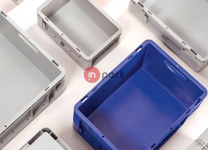 Plastikinės dėžės