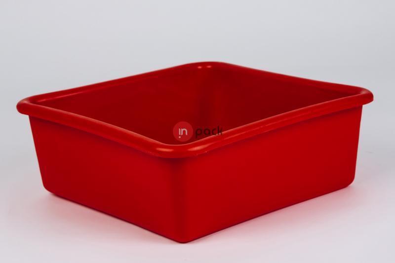 Plastikinė dėžė - susimaunančios viena į kitą P23-150
