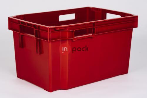 Plastikinė dėžė - susimaunančios viena į kitą P63-320