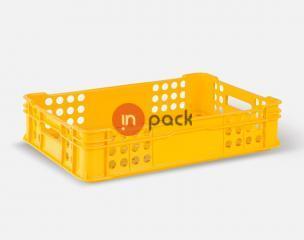 Plastikinė dėžė - susimaunančios viena į kitą AP-4145