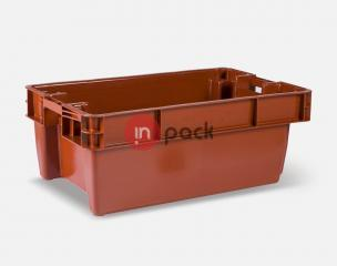 Stipriausia Plastikinė dėžė - susimaunančios viena į kitą AP-5101