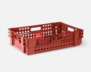Plastikinė dėžė - susimaunančios viena į kitą AP-4149