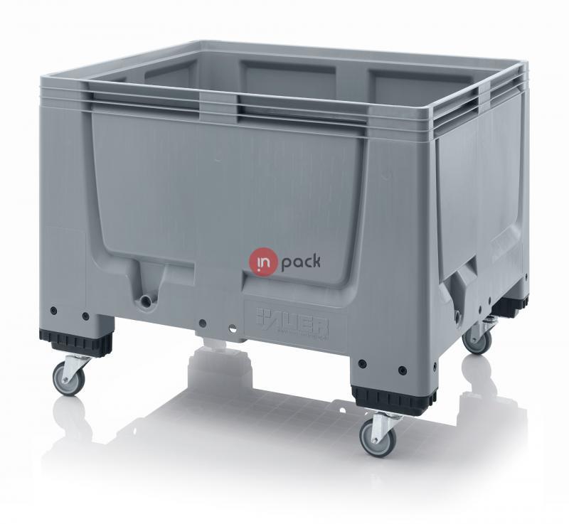 Plastikinė konteineris AR-BBG 1210R