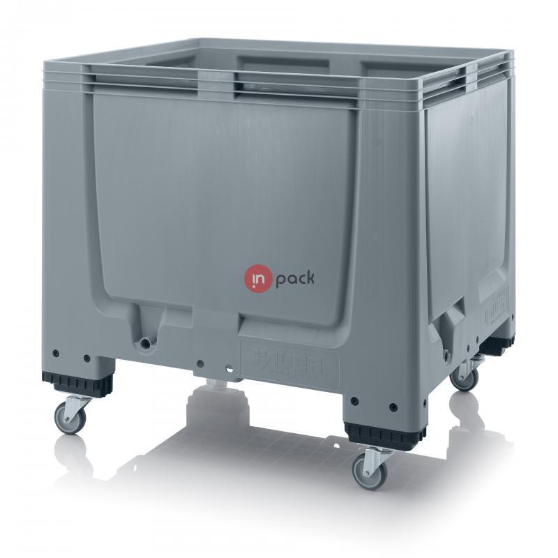 Plastikinė konteineris AR-MBG 1210R