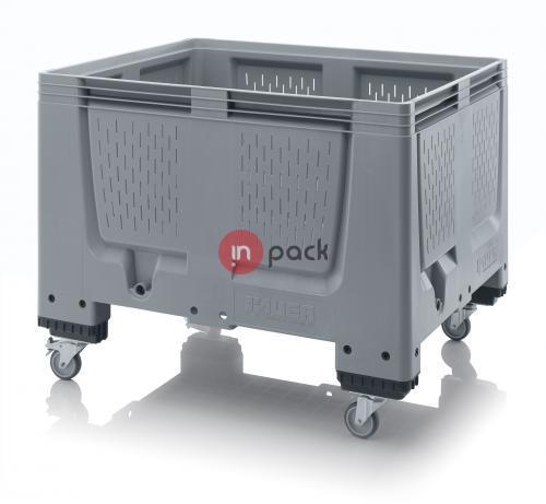 Plastikinis konteineris AR-BBO 1210R