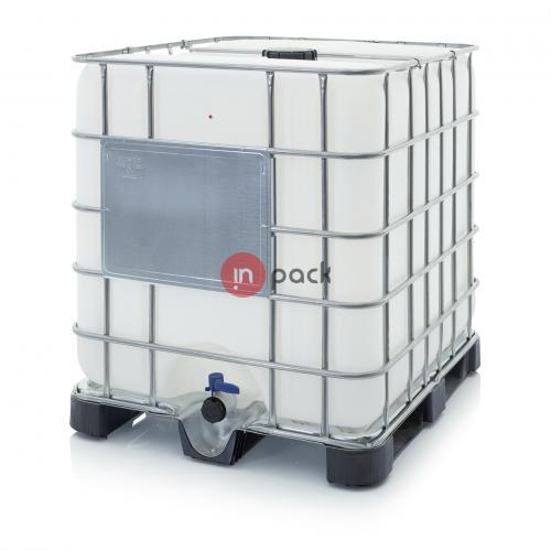 Plastikinis konteineris AR-IBC 1000 K 150.50